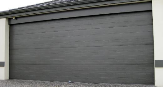 Settler Garage Door Automatic Roller Door Finger Safe