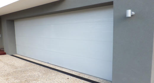 installation of the cosmopolitan garage door
