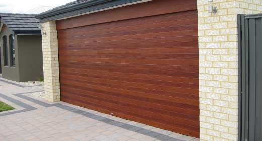 Jarrah doors glass sliding doors jarrah for Cedar wood garage doors price