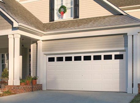 Ideal Garage Doors can supply install and service