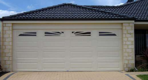 Georgian Garage Door Single Panel Door 25 Colorbond Colours