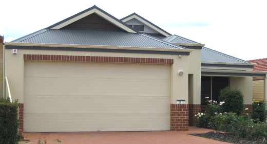 Mediterranean garage door modern roller door for Mediterranean garage doors